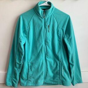 Black Diamond Seafoam Green Fleece Jacket